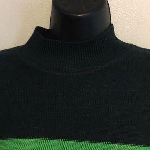 Free People Tops - Free People Linen Mock Neck Sweater